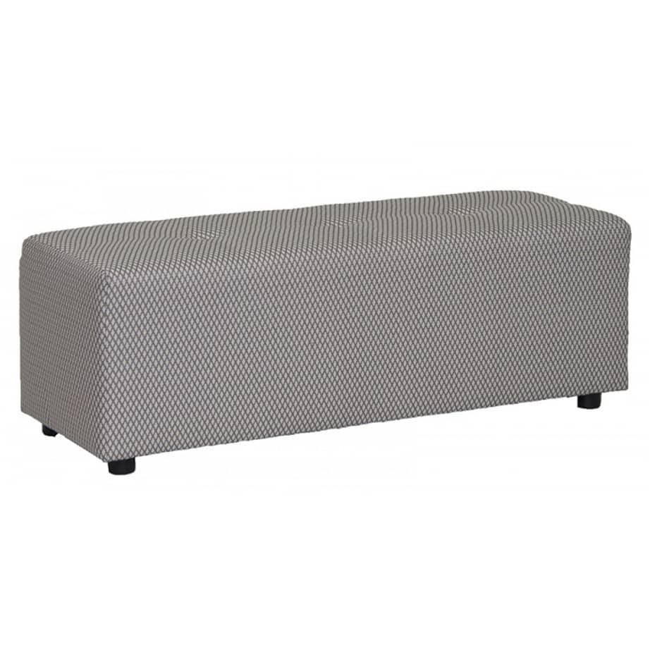 ottoman, custom, custom order, made in canada, canadian made, accent piece, accent furniture
