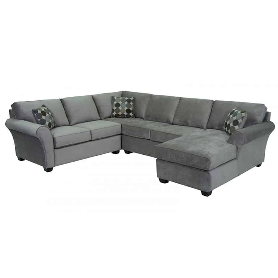 0704 sectional, upholstered, sofa, loveseat, chair, made in canada, canadian made, upholstery, custom, custom furniture, living room furniture, custom order, choose your fabric, sectional, custom sectional, chaise