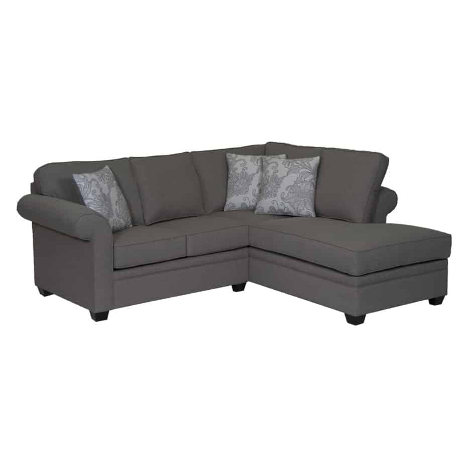 1518 sectional, upholstered, sofa, loveseat, chair, made in canada, canadian made, upholstery, custom, custom furniture, living room furniture, custom order, choose your fabric, sectional, custom sectional, chaise