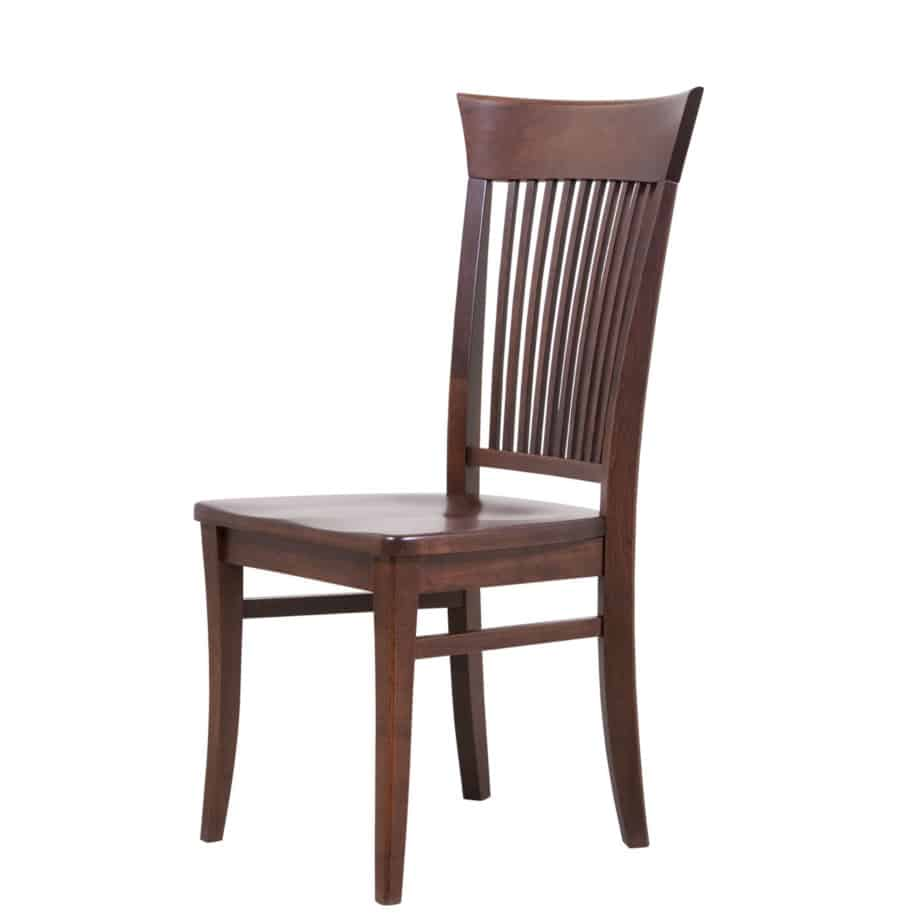 Essex Dining Chair Room Furniture Solid Wood Oak