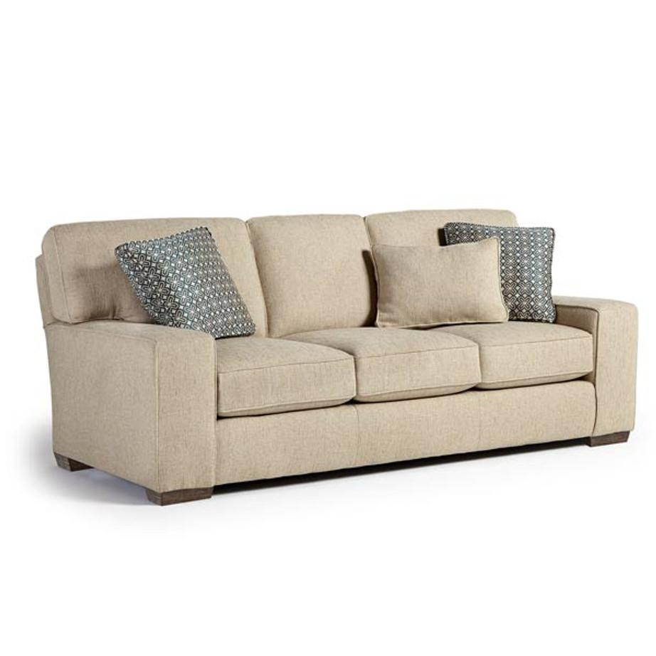 Millport sofa, best home furnishings, custom sofa, wide arm sofa, modern sofa, family room sofa, customizable sofa