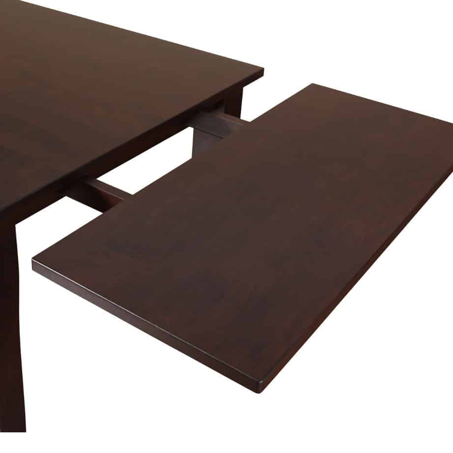Dining room, dining room furniture, solid wood, solid oak, solid maple, custom, custom furniture, dining table, made in Canada, Canadian made