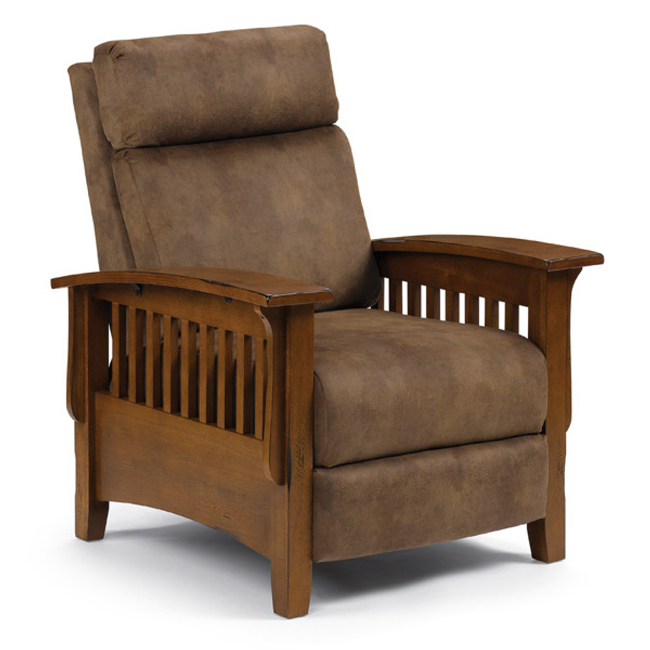 Tuscan mission recliner