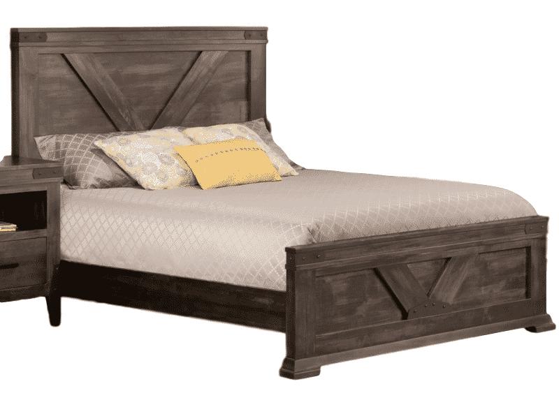 bedroom, bedroom furniture, custom, custom furniture, bed, solid wood, maple, rustic maple, rustic wood, amish design, oak, cherry, chattanooga