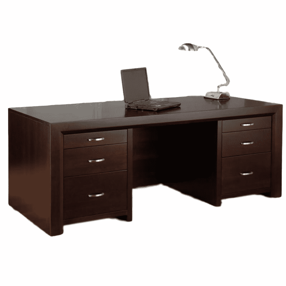 contempo executive desk, Home Office, Desks, cherry, computer, distressed, made in canada, maple, oak, rustic, solid wood, workstation, storage ideas, unique, traditional, straight lines, office ideas, Contempo Desk