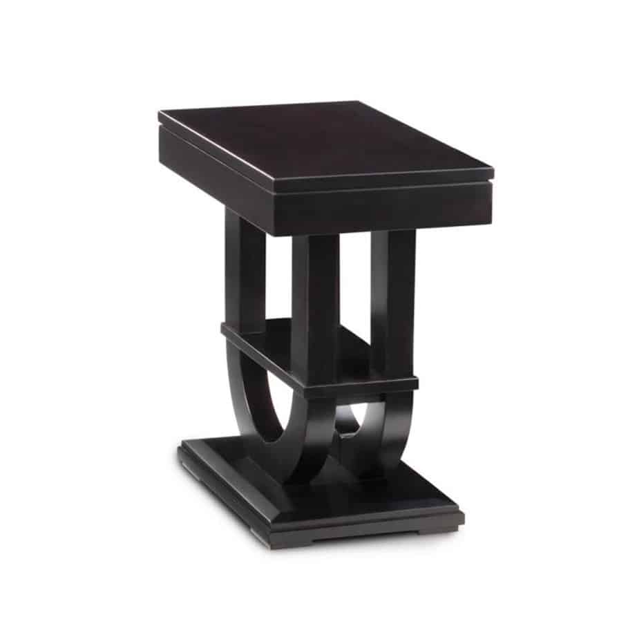 contempo pedestal end table, Living Room, Occasional, End Table, Accents, Accent Furniture, made in canada, maple, oak, rustic, side table, solid wood, living room ideas, simple, unique, custom, custom furniture, contempo