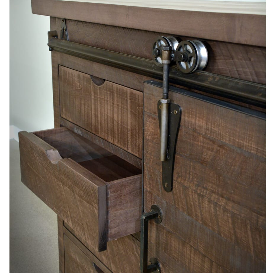 Dalton Small Barn Door Sideboard