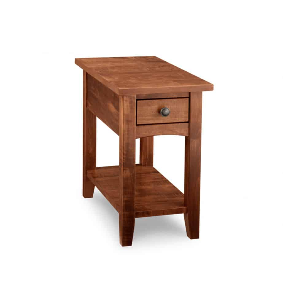 - Glen Garry End Table - Prestige Solid Wood Furniture Port