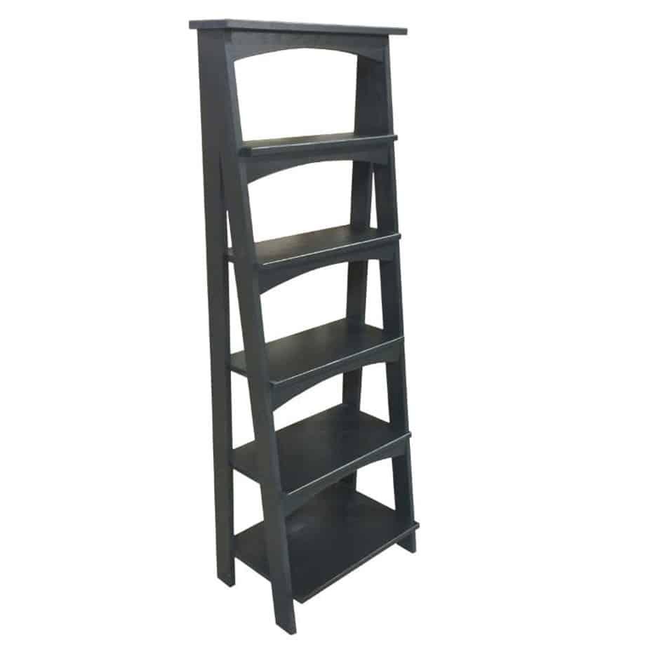 Ladder Bookcase, ladder shelf, Ladder Bookcase, living room furniture, office furniture