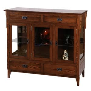 Mission Heirloom 3 Door Dining Chest, Dining room, dining room furniture, occasional, occasional furniture, solid wood, solid oak, solid maple, custom, custom furniture, storage, storage ideas, dining cabinet, sideboard