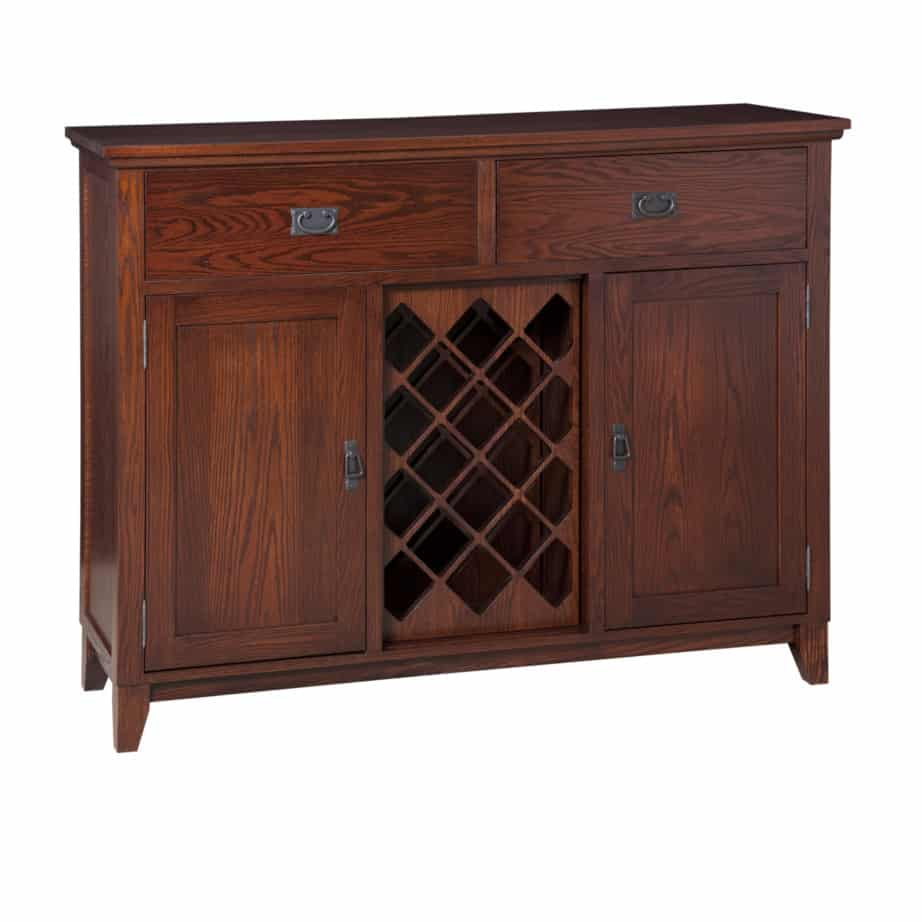 , Dining room, dining room furniture, occasional, occasional furniture, solid wood, solid oak, solid maple, custom, custom furniture, storage, storage ideas, dining cabinet, sideboard, wine, wine cabinet, mission small server