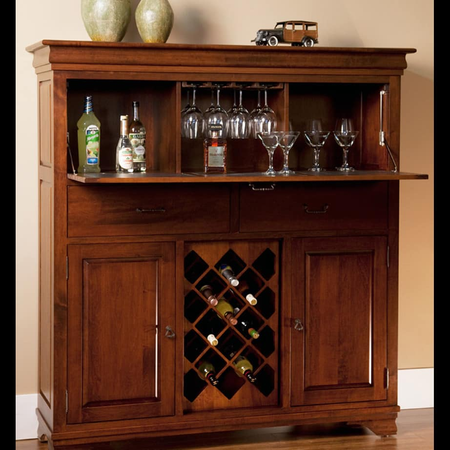 Morgan Small Bar Cabinet