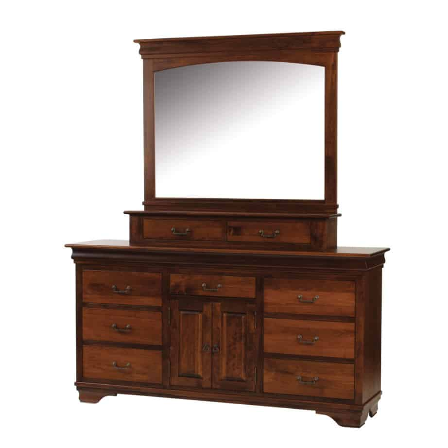 Morgan Dresser with Door, bedroom, bedroom furniture, occasional, occasional furniture, solid wood, solid oak, solid maple, custom, custom furniture, storage, storage ideas, dresser