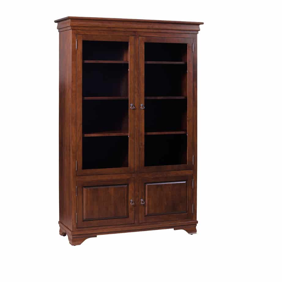 morgan library bookcase, Solid wood, maple, oak, organize, organization, organizer, custom, furniture, custom furniture, solid maple, solid oak, office, home office, office furniture, storage, storage ideas, shelf, shelving, bookshelf, bookcase, display, library, home library