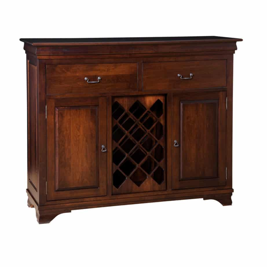 , Dining room, dining room furniture, occasional, occasional furniture, solid wood, solid oak, solid maple, custom, custom furniture, storage, storage ideas, dining cabinet, sideboard, wine, wine cabinet, morgan bar server