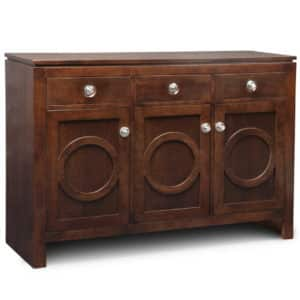 Orlando Sideboard, sideboard, Orlando ,Dining Room, best home furnishings, Cabinets, Storage Cabinets , cherry, contemporary, custom cabinet, distressed, handstone, made in canada, made to order, maple, modern, oak, solid wood, , customizable, craftsman furniture