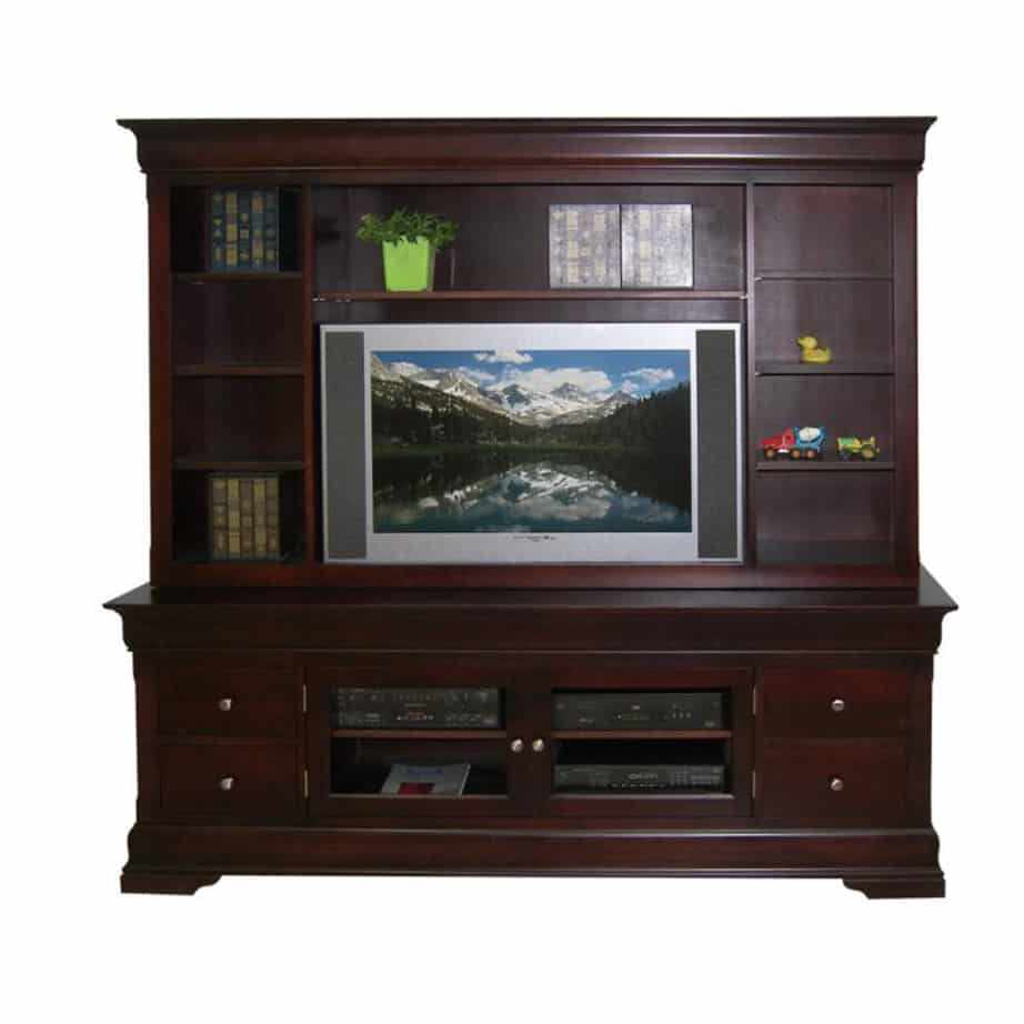 phillipe wall unit, Entertainment, TV Consoles, contemporary, custom cabinet, HDTV, made in canada, maple, modern, oak, rustic, solid wood, tv, other Sizes Available, Glass, Simple, Living Room, Studio TV Console, storage ideas, custom, wall unit, Phillipe