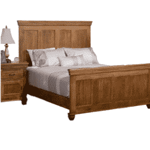 Provence Bedroom A, Beds, cherry, distressed, made in canada, maple, master bedroom, oak, rustic, solid wood, classic, simple, unique, contemporary, bedroom ideas, other sizes, hand stone, Provence Bedroom, Provence Bed