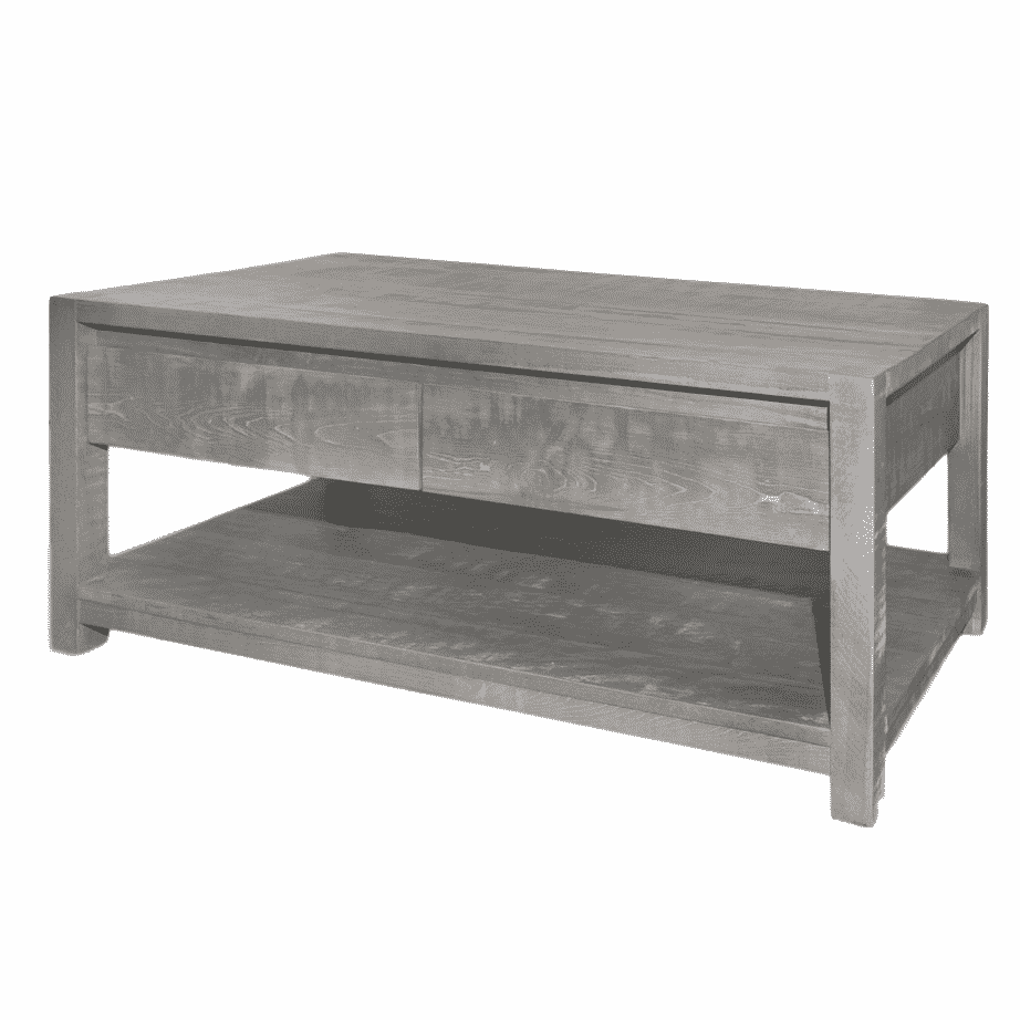 Living Room, Occasional, Coffee Tables, contemporary, custom table, distressed, drawers, industrial, made in canada, maple, modern, ruff sawn, rustic, solid wood, amish style furniture, contemporary, ideas, unique, living room ideas, Sequoia Coffee Table