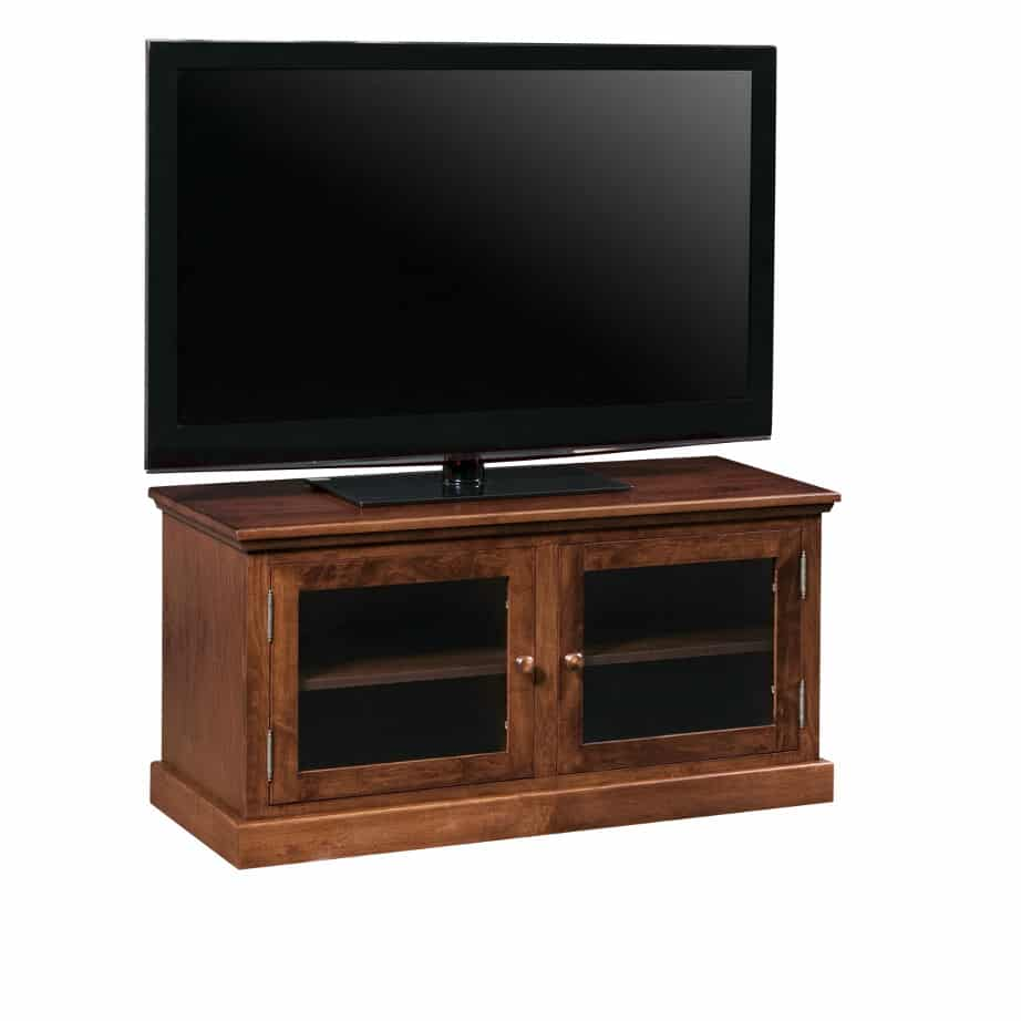Entertainment, TV Consoles, contemporary, custom cabinet, HDTV, made in canada, maple, modern, oak, rustic, solid wood, tv, other Sizes Available, Glass, Simple, Living Room, Studio TV Console, storage ideas, custom, shaker 50 Tv console