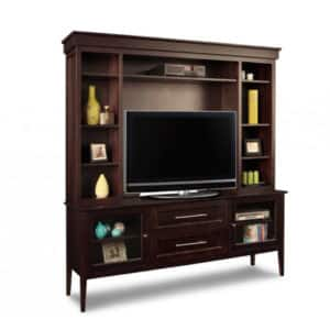 stockholm wall unit, Entertainment, TV Consoles, contemporary, custom cabinet, HDTV, made in canada, maple, modern, oak, rustic, solid wood, tv, other Sizes Available, Glass, Simple, Living Room, Studio TV Console, storage ideas, custom, wall unit, stockholm