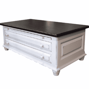 iving Room, Coffee Tables, colour, contemporary, country, custom table, distressed, made in canada, modern, painted, solid wood, storage, white, rustic farmhouse, urban modern style, Rectangle or Square Shape, true north, unique, True North Coffee Table - Light, True North Coffee Table