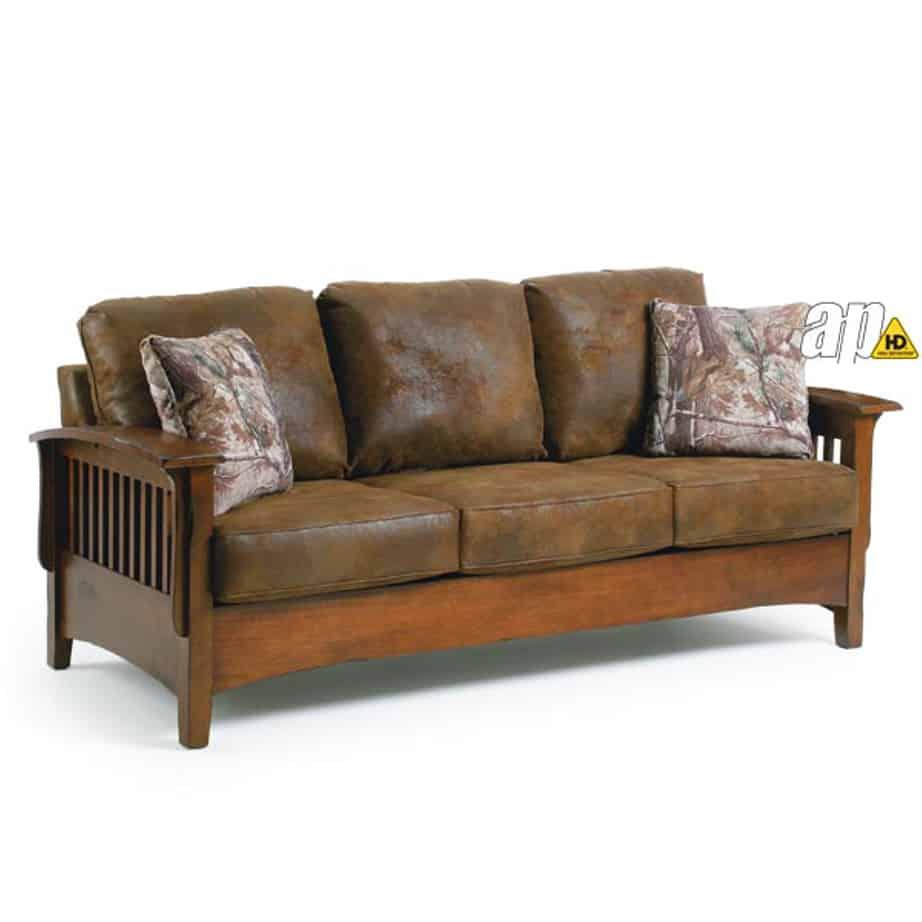Westney Mission Sofa Home Envy Furnishings Custom Made Furniture