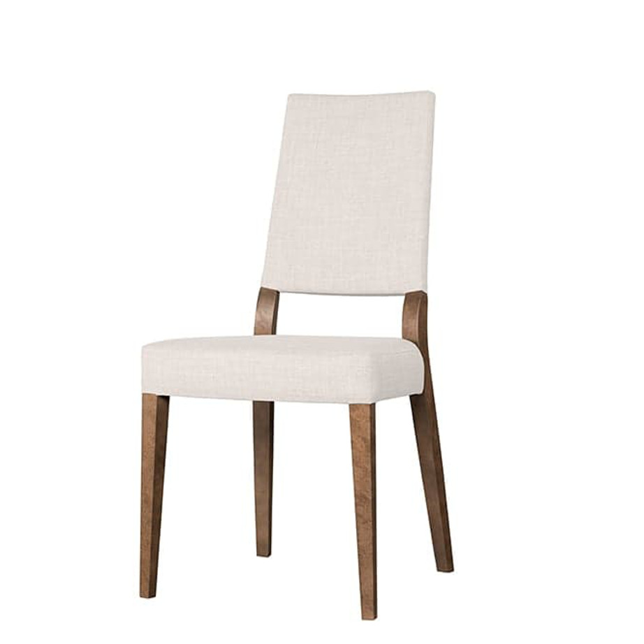Ana Dining Chair Room, Dining Room, Chairs, birch, contemporary, custom chair, dining, fabric, made in canada, modern, parsons, solid wood, verbois, walnut, simple, dining room ideas, fabric, simple, unique, Ana Dining Chair, Ana Chair