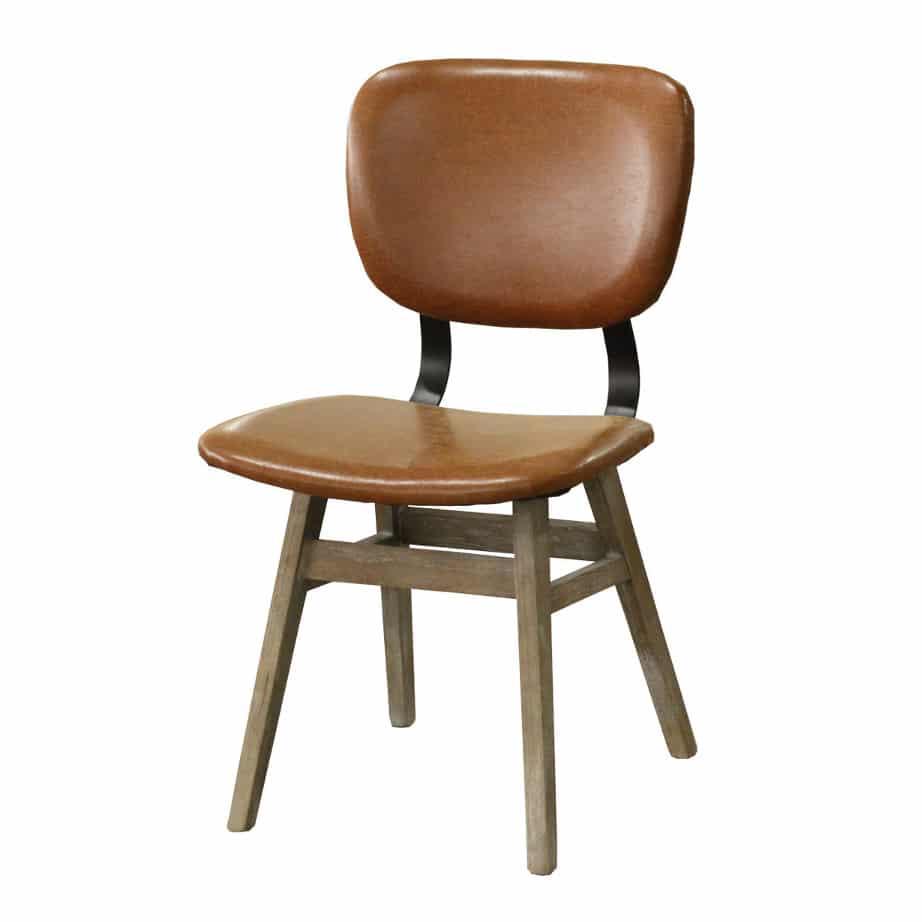 Fraser dining chair, modern, urban, rustic, industrial,