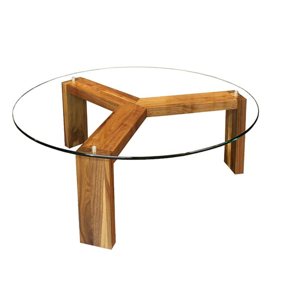 Occasional end table accents accent furniture birch contemporary made in