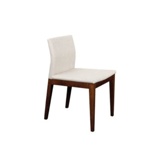 Dining Room, Benches, birch, contemporary, dining, dining bench, fabric, made in canada, modern, seating, solid wood, verbois, walnut, Simple Modern Design, dining room ideas, Simple, Modern, Slim 31 Dining Chair, Slim 31 Dining Chair Back, Slim 31 Dining Chair