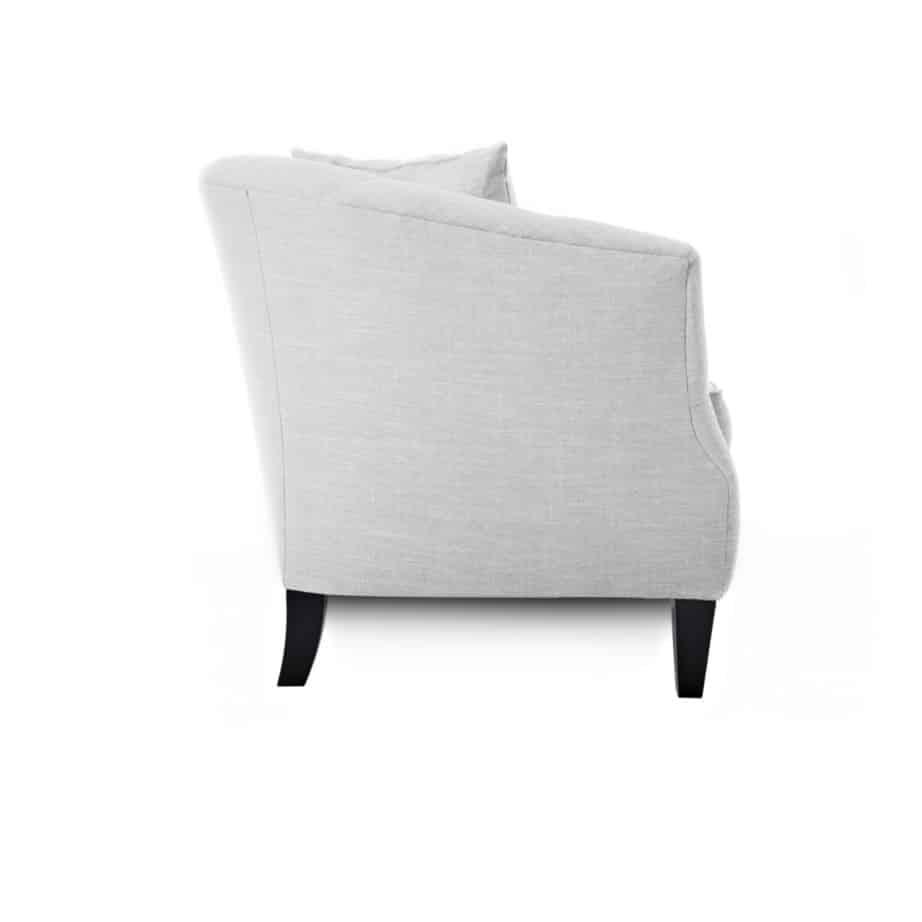 storm sofa, custom sofa, love seat, tufted, curved, made in canada, van gogh designs