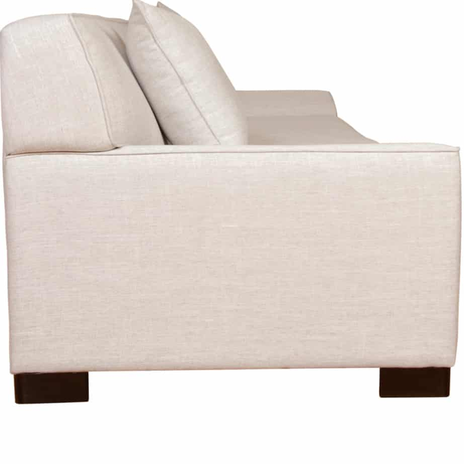 vincent sofa, van gogh designs, custom sofa, love seat, oversized sofa, deep seat, wide arm, custom, made in canada
