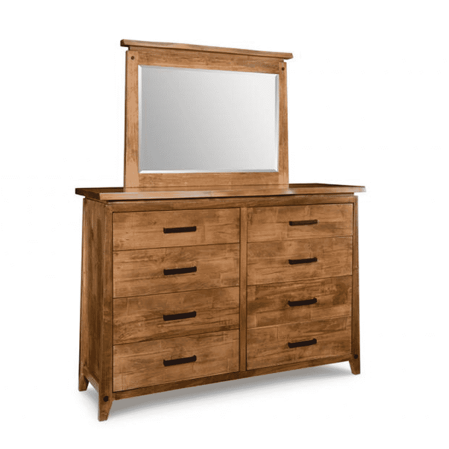 handstone, made in canada, solid wood furniture, rustic furniture, modern furniture, craftsman furniture, live edge furniture, amish style furniture, pemberton dresser 2