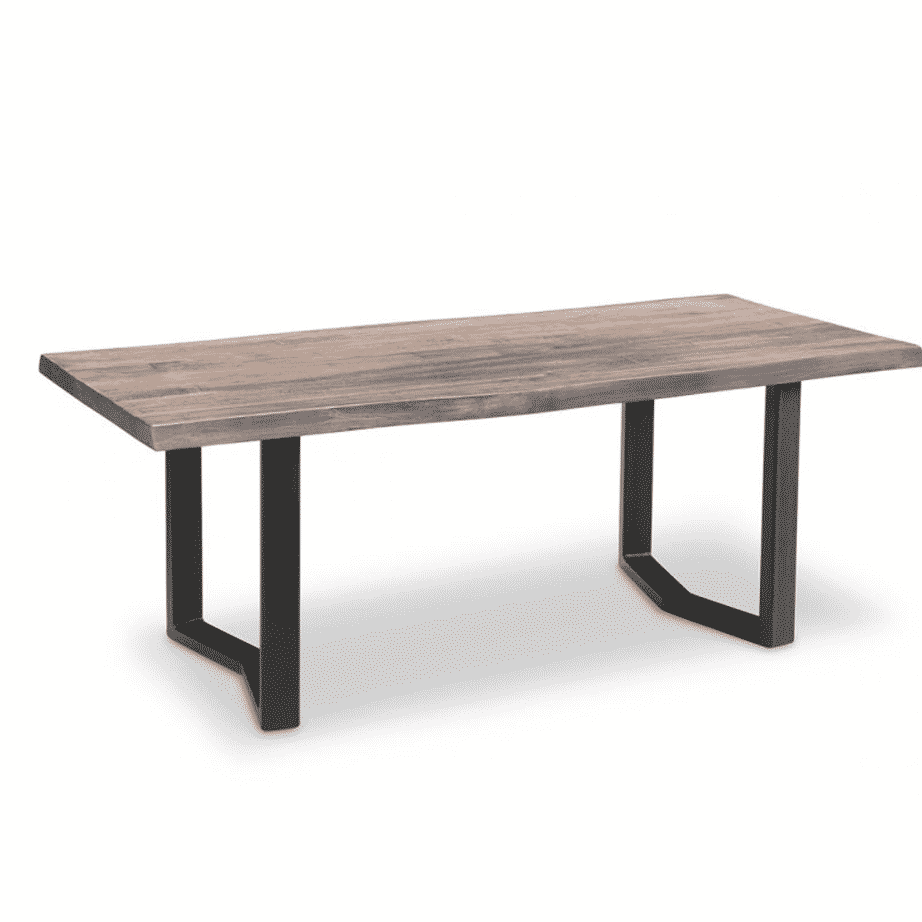 Handstone made in canada solid wood furniture rustic furniture modern furniture