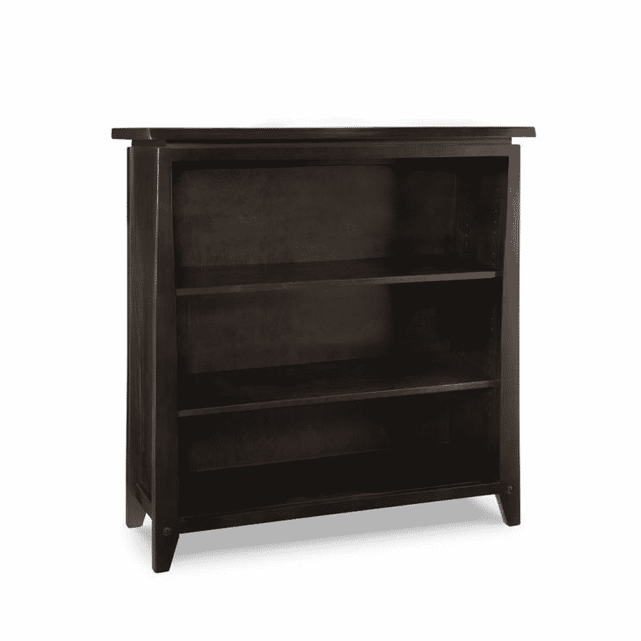handstone, made in canada, solid wood furniture, rustic furniture, modern furniture, craftsman furniture, live edge furniture, amish style furniture, shelving, office furniture ideas, pemberton small bookcase