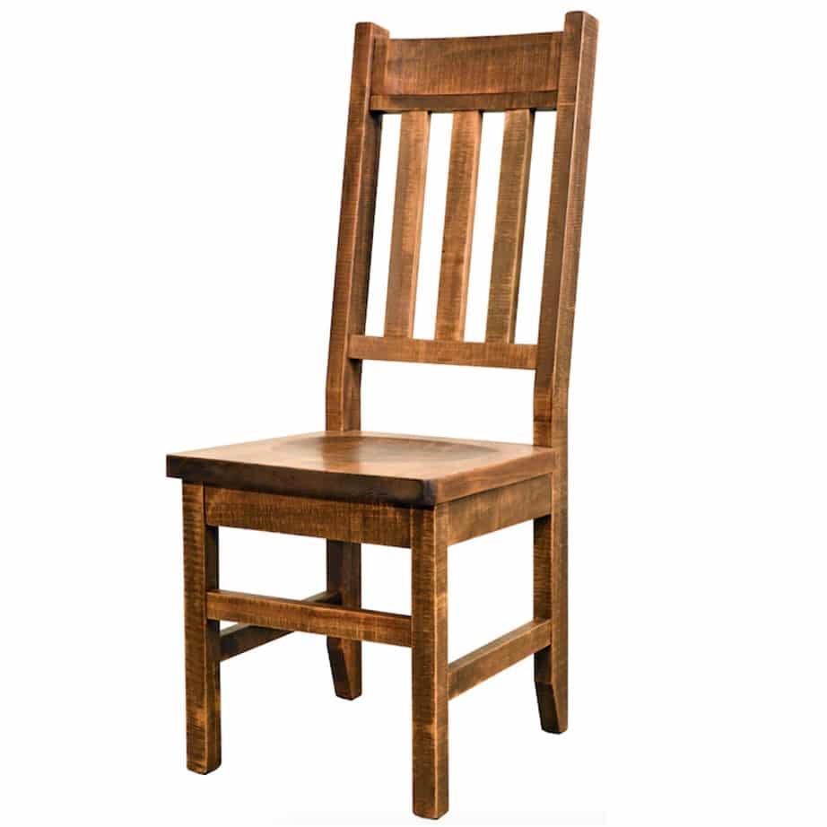 Adirondack Dining Chair Prestige Solid Wood Furniture