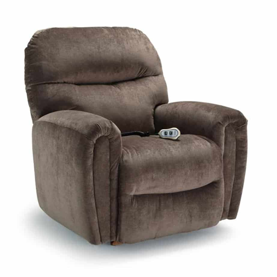 best furnishings, recliner, power recliner, markson recliner, fabric, upholstered, leather, custom recliner, reclining,